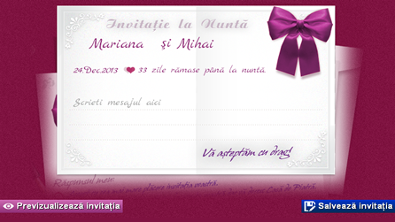 Trimite Invitatii De Nunta Online Cea Mai In Voga Metoda Europeana