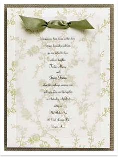 Tipuri De Invitatii De Nunta Invitatii Originale Doyouro